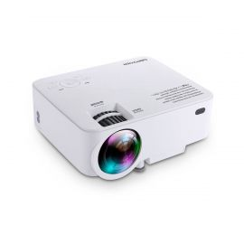 DBPOWER T20 1500 Lumens LCD Projector